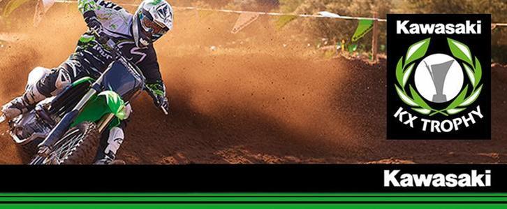 Kawasaki KX-Trophy 2015