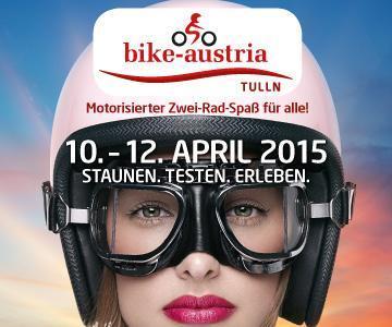 Kawasaki auf derbike-austria 2015