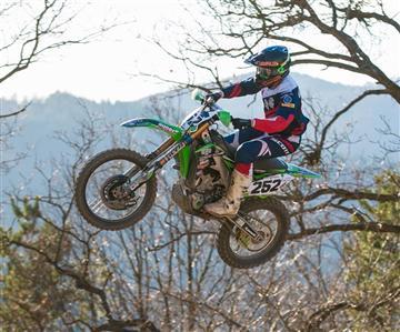 Motocross ÖM in Imbach:Ein PS-Feuerwerkam Pfeningberg!