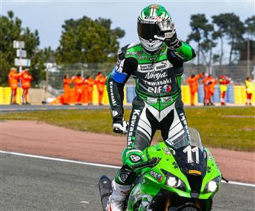 Kawasaki SRC gewinntdie 24h von Le Mans