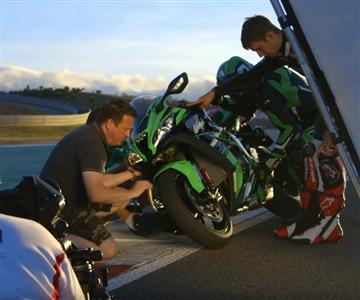 Making of VideoNinja ZX-10R