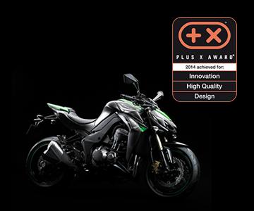 Neue Z1000 gewinntPlus X Award