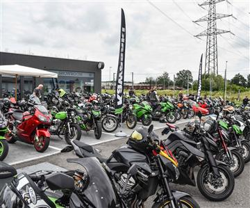 Kawasaki Meetim Ace Cafe Luzern