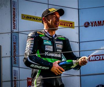 IDM am Nürburgring:Der Knoten ist geplatzt