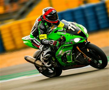 Kawasaki SRCsiegt an den 24hvon Le Mans
