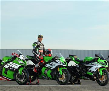 Kawasaki Stars präsentieren die Ninja Anniversary Editions