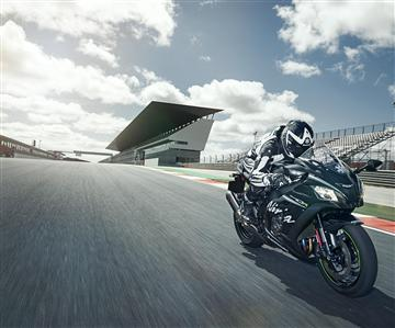 La nouvelle Kawasaki ZX-10R Winter Edition