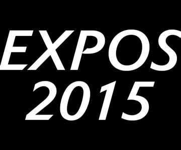Expositions d'agents 2015
