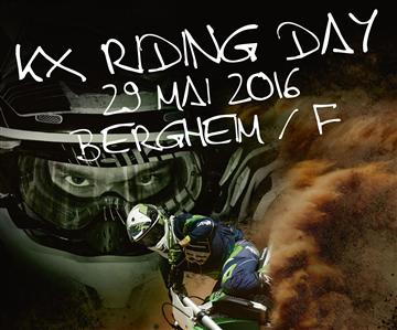 KX RIDING DAY29 MAI