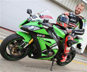 Tom Sykes Limited Edition ZX-10R