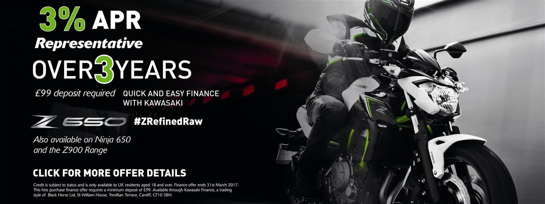 Fresh Kawasaki Offers