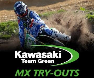 Team Green MX Try-Outs
