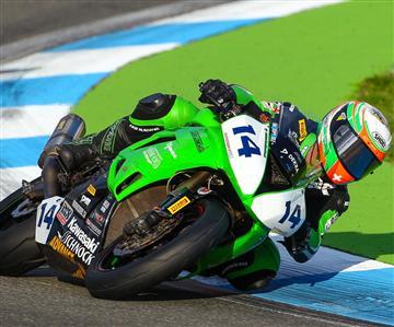 Kawasaki wieder Partner der IDM