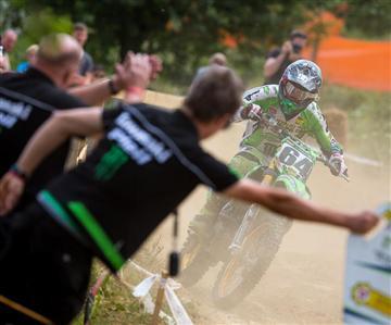 Kawasaki Doppelsieg:Siegl vor Thury