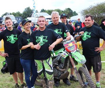 Siegl verteidigt MX2-Meistertitel