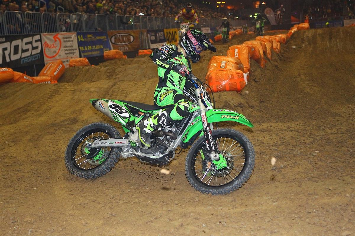 SX Cup: Coates Dritter in Chemnitz