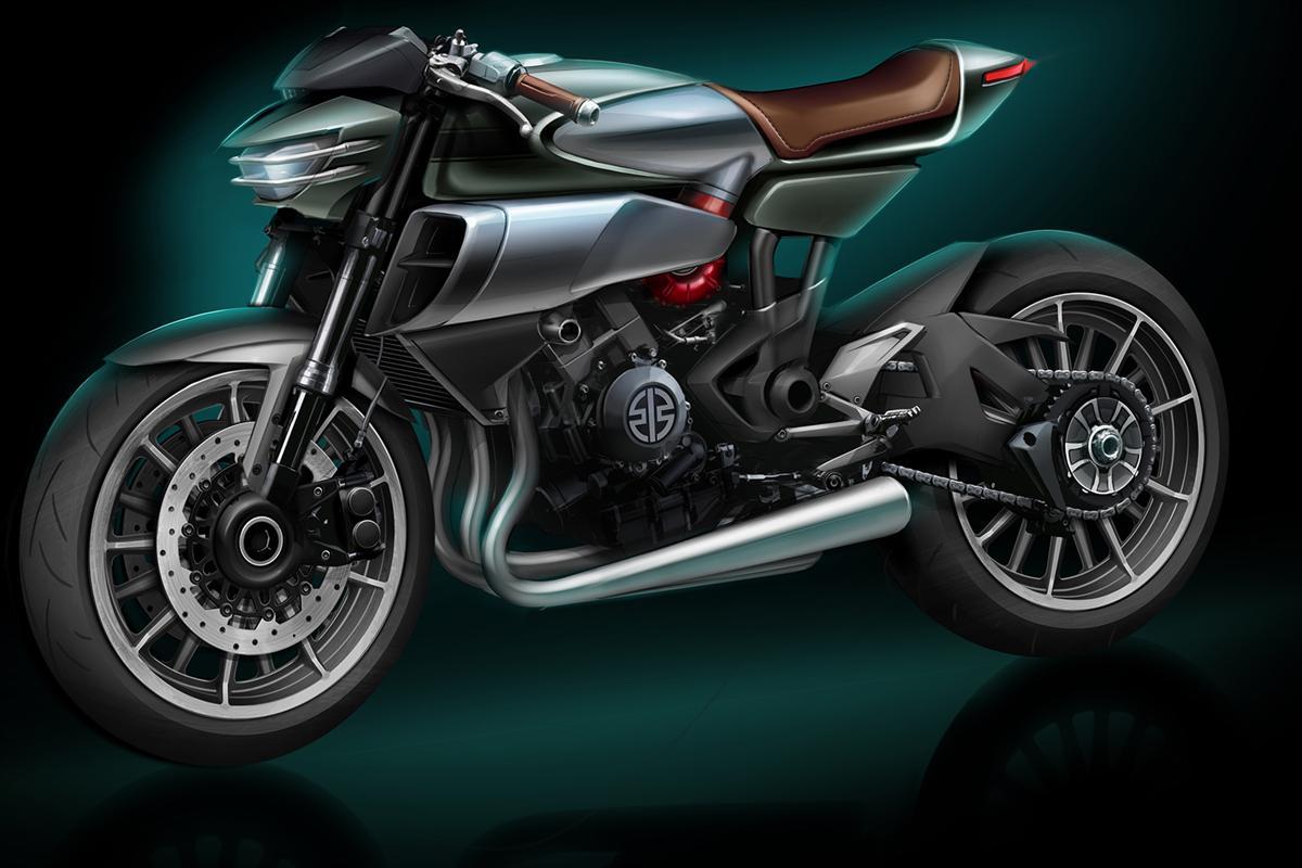 """EICMA 2015: Kawasaki geht auf auf eine """"eindrückliche Reise"""""""
