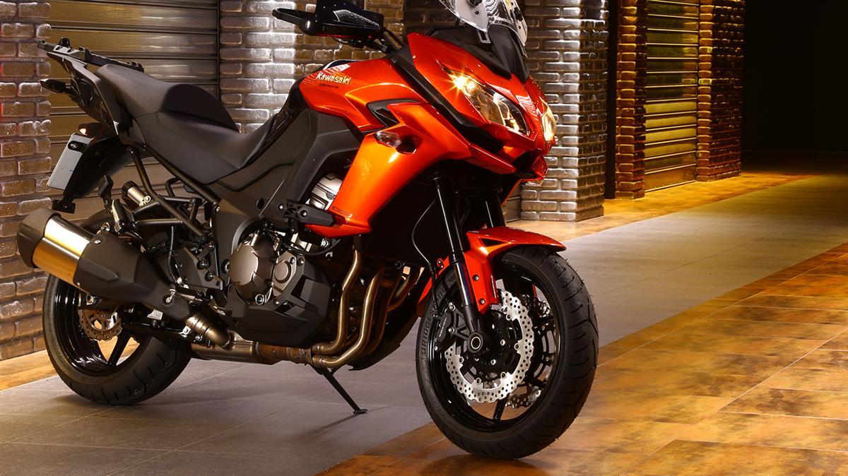 Testsieger: Kawasaki Versys 1000