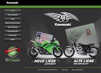 Perfektes Angebot für Führerschein-Neulinge: www.kawasaki-48PS.de