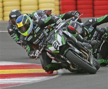 Sardanyons lider tras la carrera de Albacete