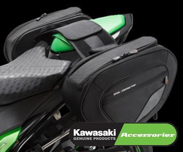 Cuida tu motocon accesoriosoriginales Kawasaki