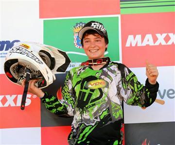 Kawasaki Challenge KX