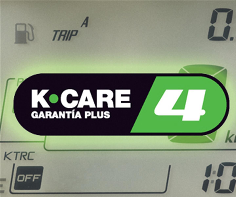 Kawasaki Care GarantíaPlus