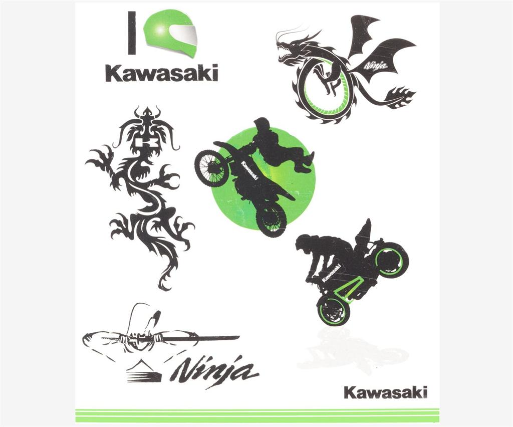 Kawasaki Quad Parts Ireland