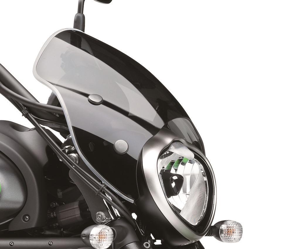 Kawasaki Vulcan  Chrome Accessories