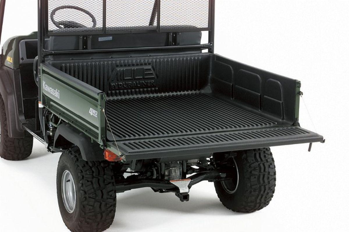 Kawasaki Mule Bed Liner