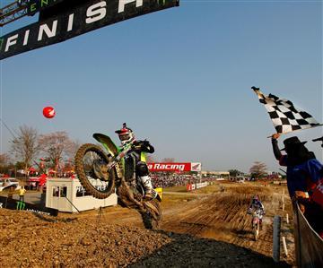 Ryan Villopoto wins in Thailand