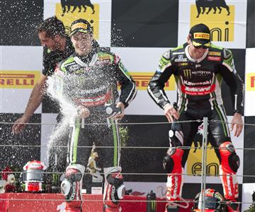 Rea Wins Again As Sykes Podiums In Spain
