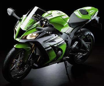 Kawasaki celebrates 30 years of Ninja
