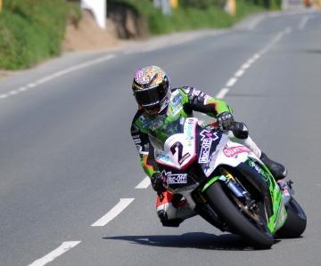 Kawasaki goes 'Between the Hedges' as Isle of Man TT festival begins