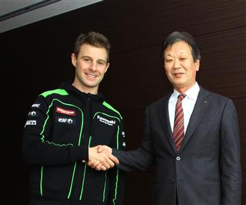Jonathan Rea And Kawasaki Together For Two More Years