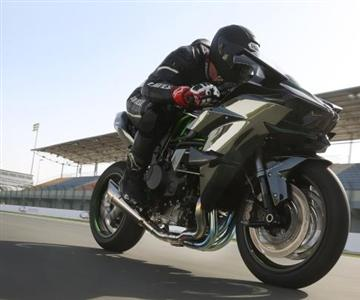 See the Ninja H2 and Ninja H2R action in Qatar