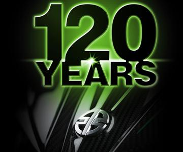 120th AnniversaryKawasaki HeavyIndustries LTD