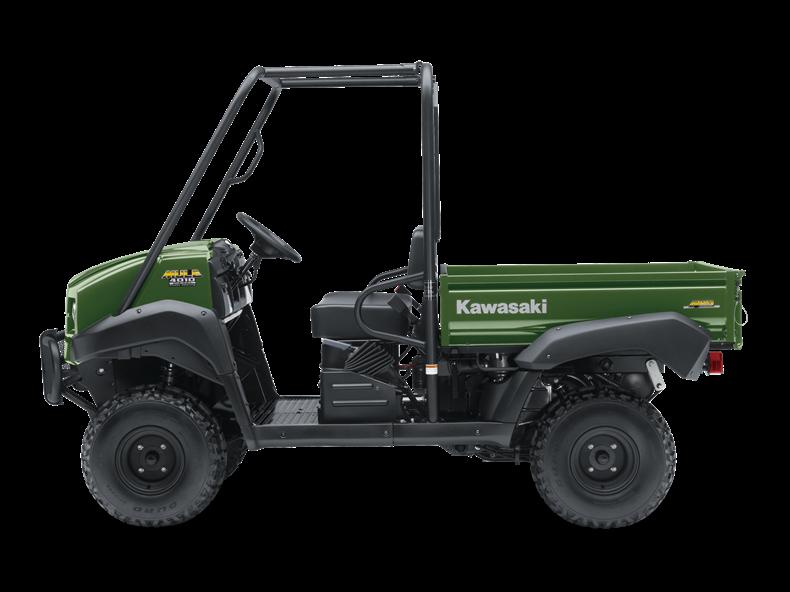 Kawasaki Mule Kaf And Comparison