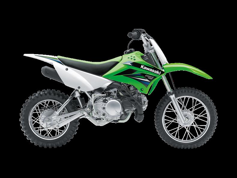 Kawasaki+110Cc KLX110 2014 MY 2014 - Kawasaki France