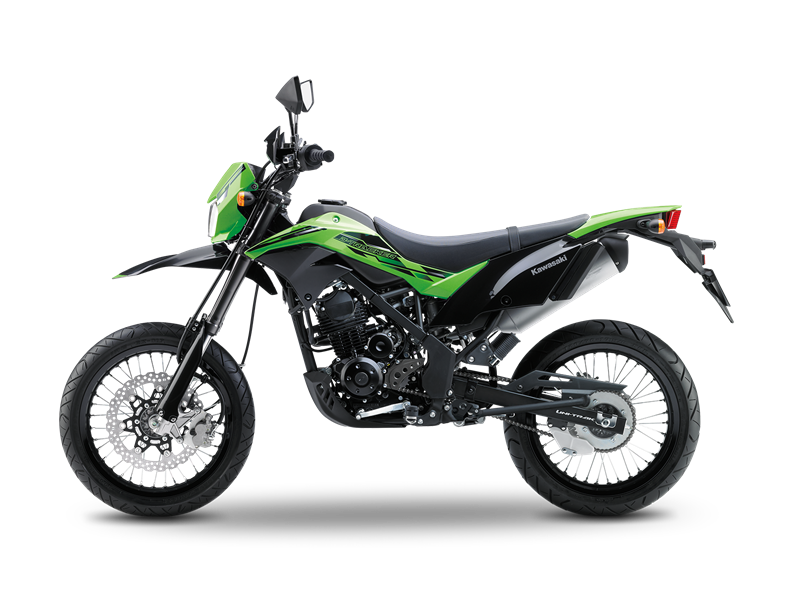 Cc Kawasaki Tracker