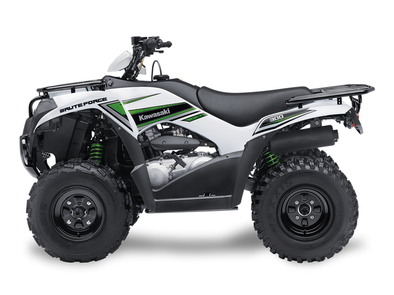 Kawasaki Brute Force Accessories