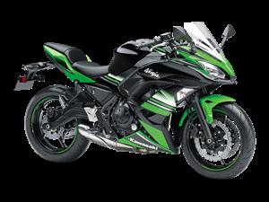 Ninja 650 KRT Edition 2017