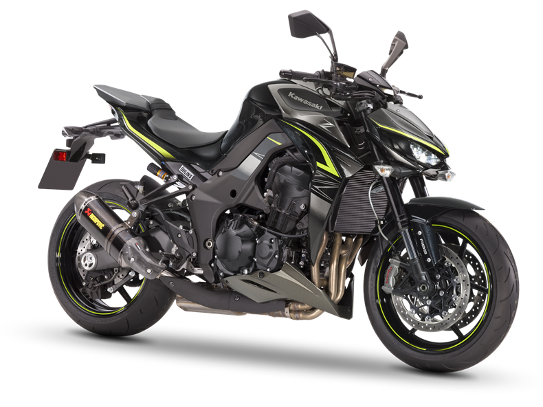 Z1000 R Edition Performance MY 2017 - Kawasaki United Kingdom
