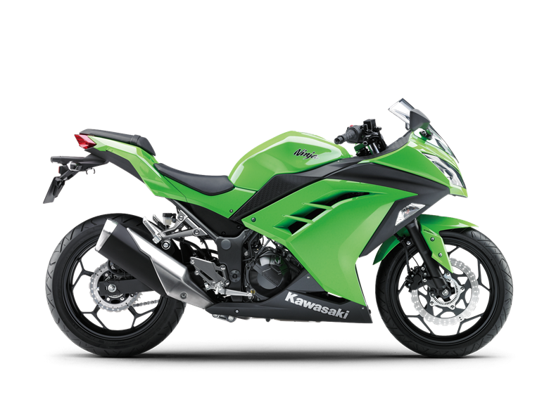Kawasaki Ninja Special Edition Ex