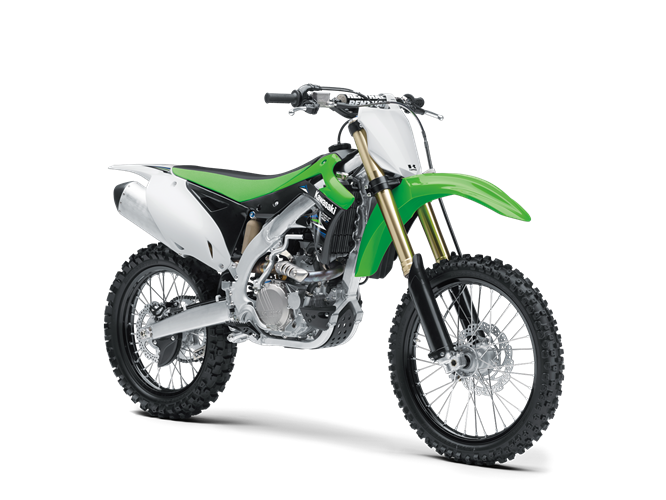 KX - The bike that builds champions