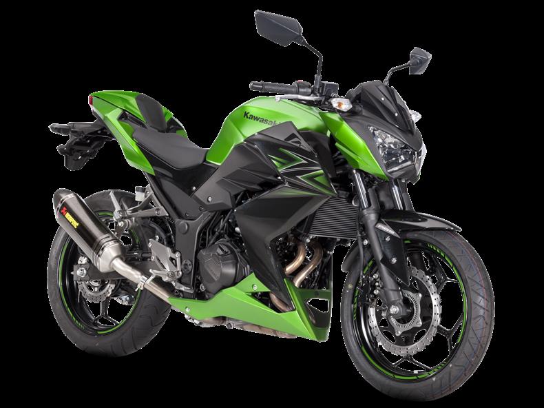 Z300 Performance MY 2016 - Kawasaki Europe