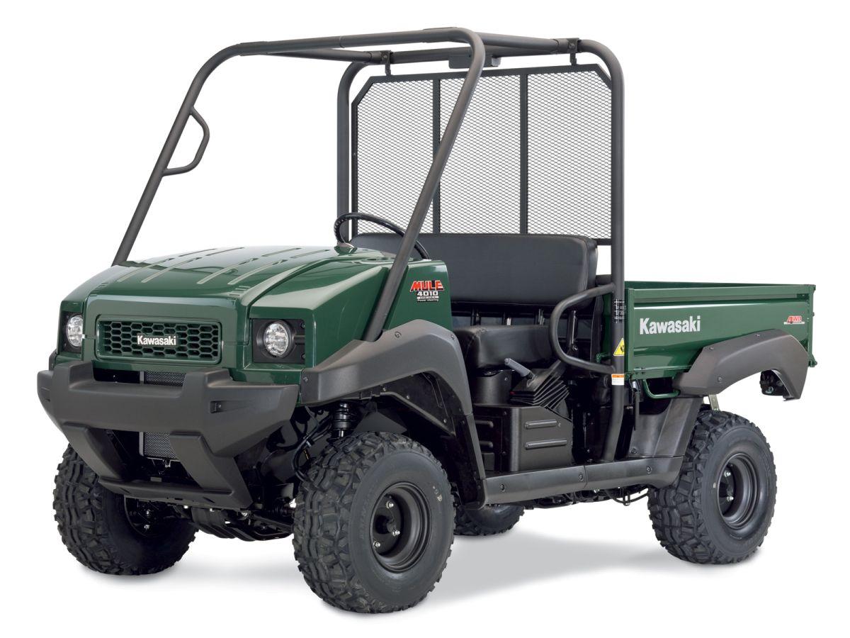 MULE 4010 Diesel 4x4 2009