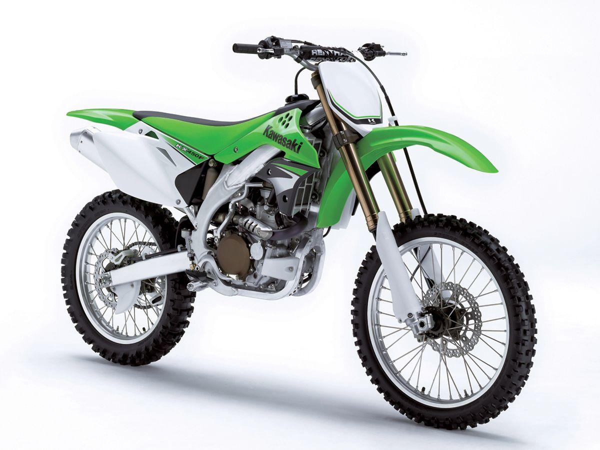 KX450F 2007
