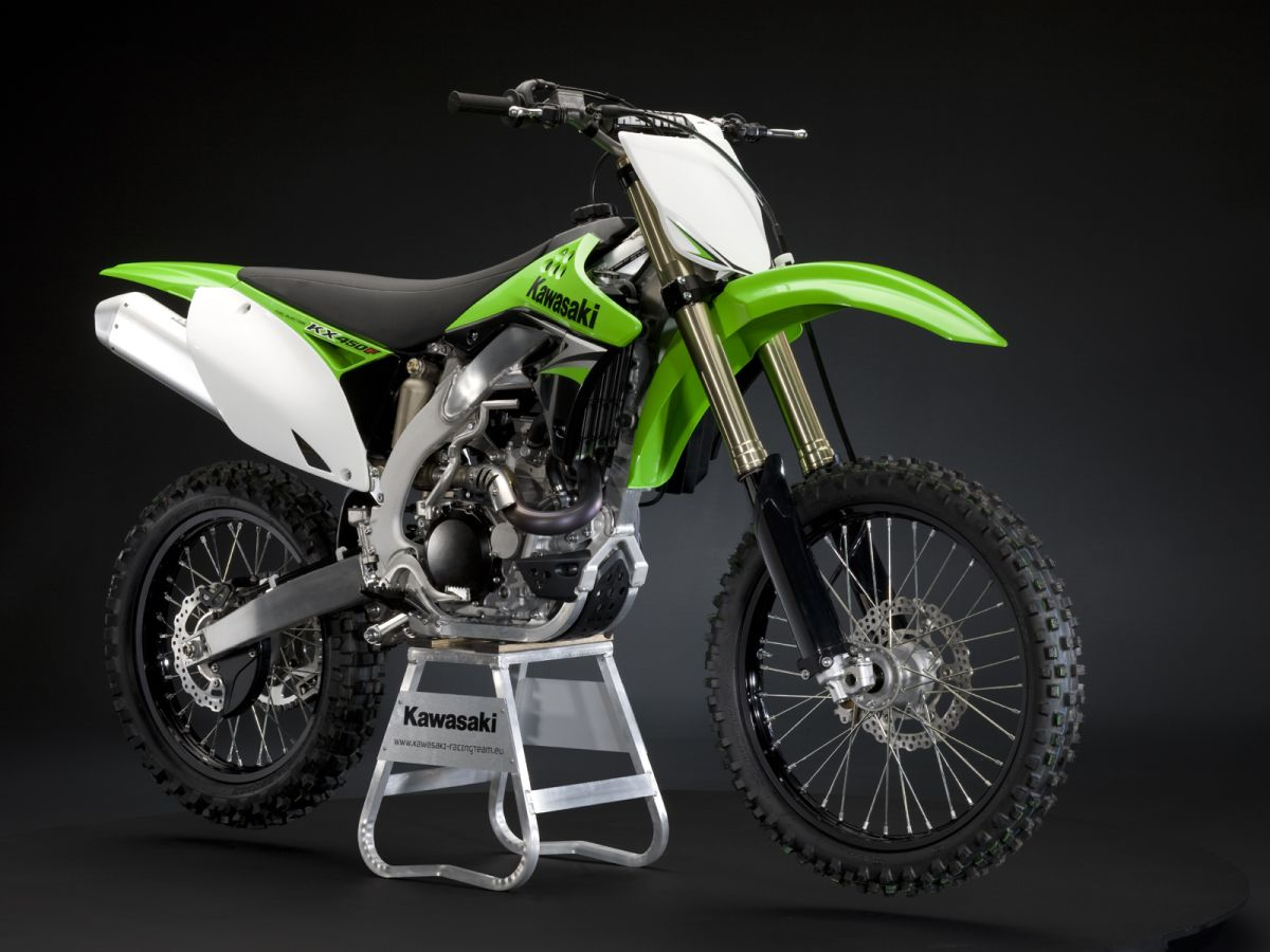 KX450F 2009