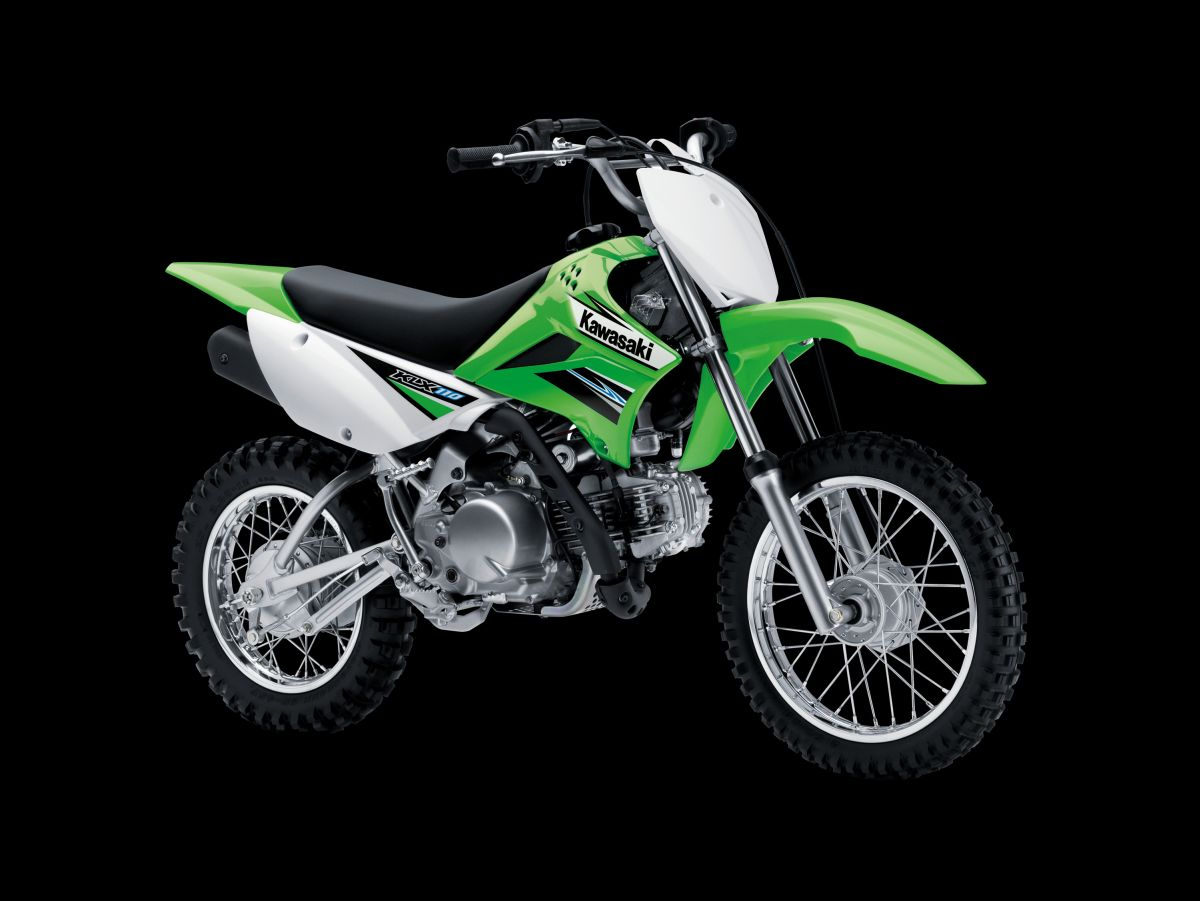 KLX110 2011